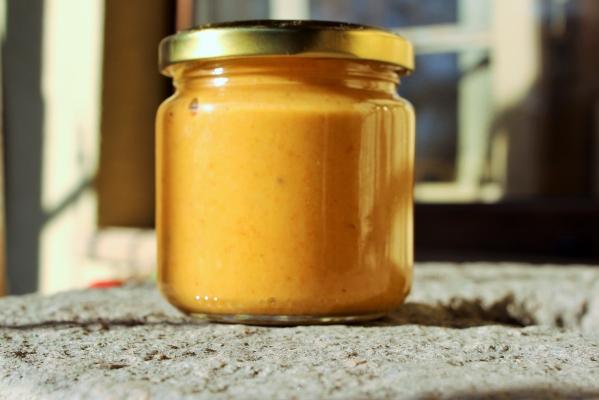 Квітковий пилок з медом