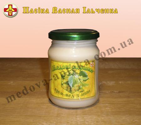 Крем-мед с Липы