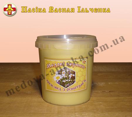 Крем-мед с Разнотравья