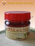 Мед для бані омолоджуючий з ефірними маслами чайного дерева, евкаліпта і розмарину