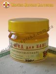 Мед для бани антицелюлитный с эфирными маслами цитрусовых
