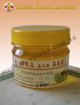 Мед для бані освіжаючий з ефірними маслами м'яти і меліси